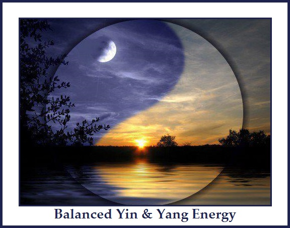 Balancing Ying & Yang Energy