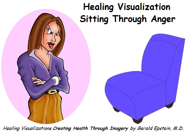 Healing - Sitting In Anger