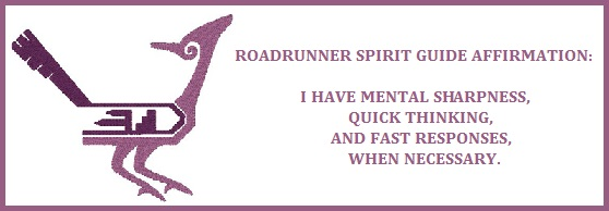 Roadrunner - Animal Spirit Guide