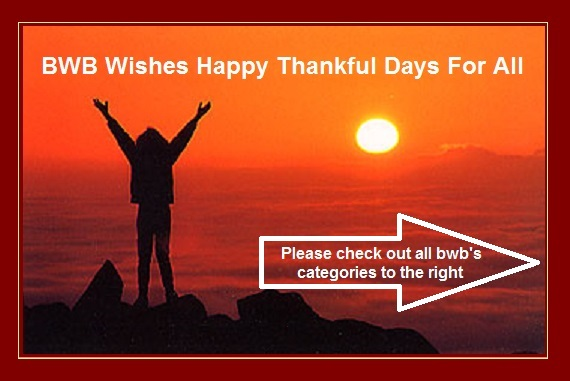 Healing Power of Being Thankful