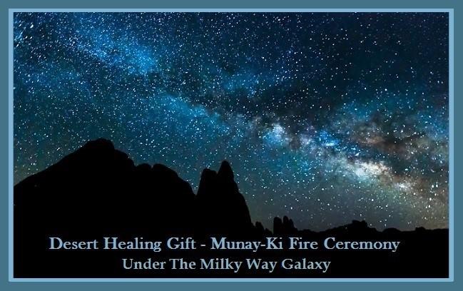 Desert's Healing Gifts For Me