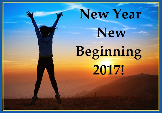 New Year ~ New Beginning