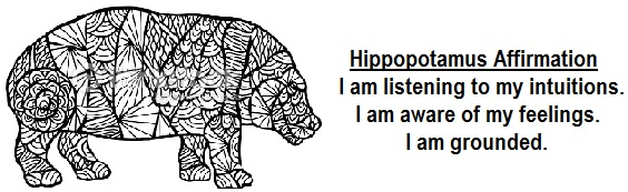 Hippopotamus Spirit Animal