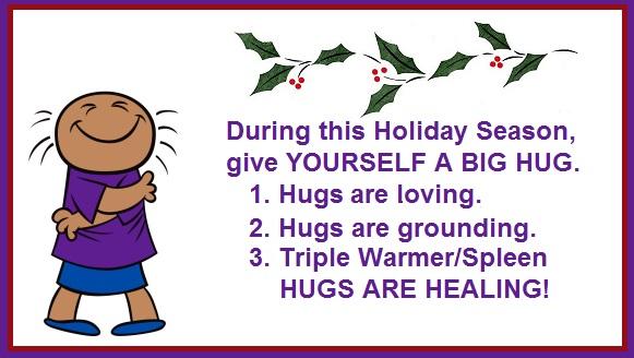 TripleWarmer/Spleen Balancing Hug