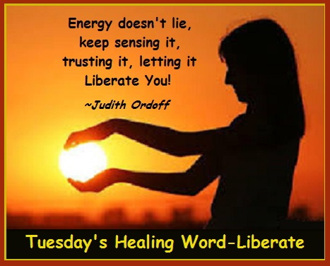 Tuesday's Healing Word-Liberate