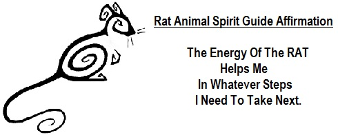 Rat Animal Spirit Guide
