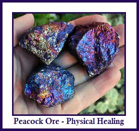 Peacock Ore-Stone Of Joyfulness