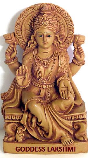 Lakshmi Goddess of Abundance & Wisdom