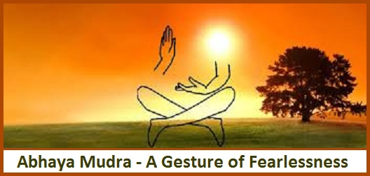 Fearless Mudra Exercises