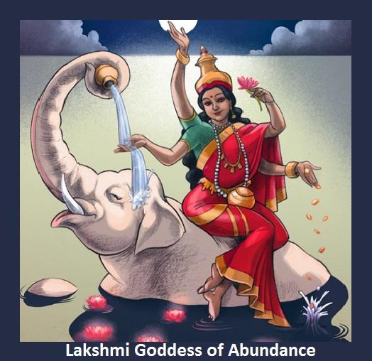 Goddess Of Abundance & Wisdom