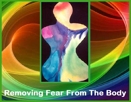Remove Fear From Body With Color