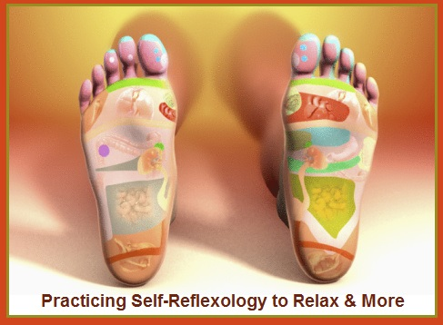 Self-Reflexology To Relax & More