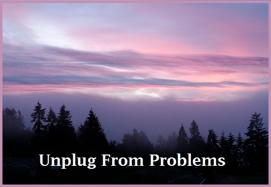 Natrure Helps Us Unplug