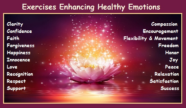 Process to Enhance Healthy Emotions
