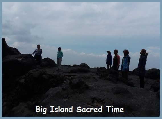 Big Island Sacred Time 5-2