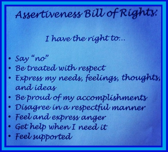 Tuesday's Healing Word Assertive