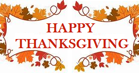 HAPPY tHANKSGIVING 1-2