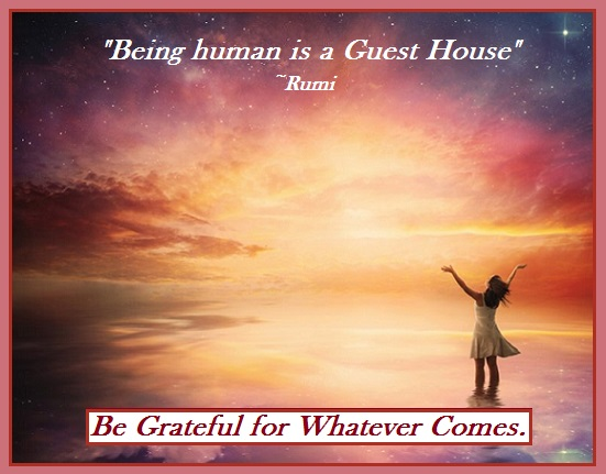 The Guest House by Rumi