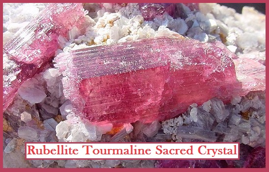 Heart Chakra's Sacred Crystal & Archangel