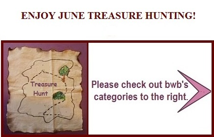 Treasure Hunting Wishing Stones