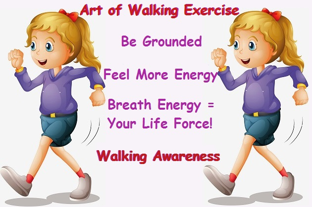 Art of Waling Exercise