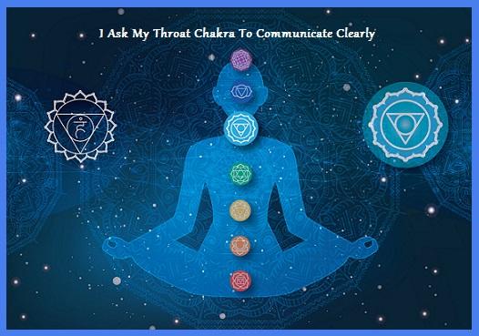 Throat Chakra Mantra